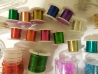 Coloured Beading Wire!!